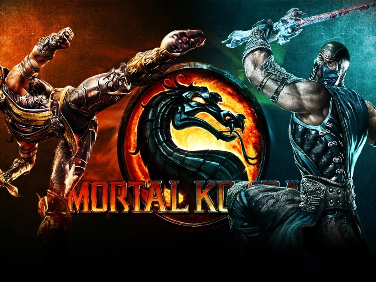Обои Mortal kombat, персонажи, komplete edition. Игры foto 14
