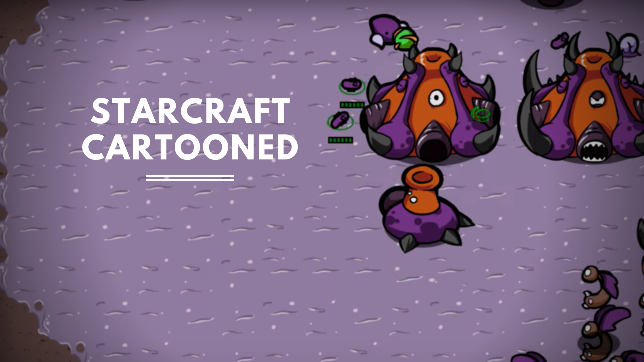 StarCraft Cartooned (Мультяшки)